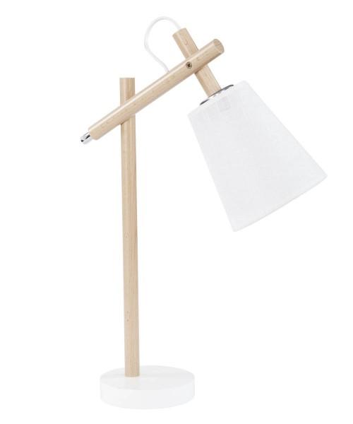 Настольная лампа TK Lighting 667 Vaio White