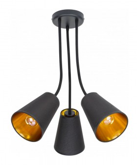 TK Lighting 827 Wire gold