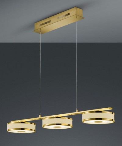 Подвесной светильник Trio 378010308 Agento
