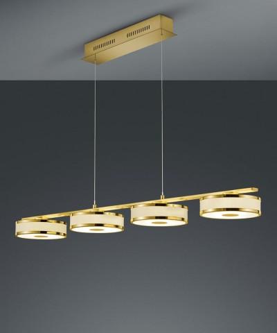 Подвесной светильник TRIO 378010408 Agento