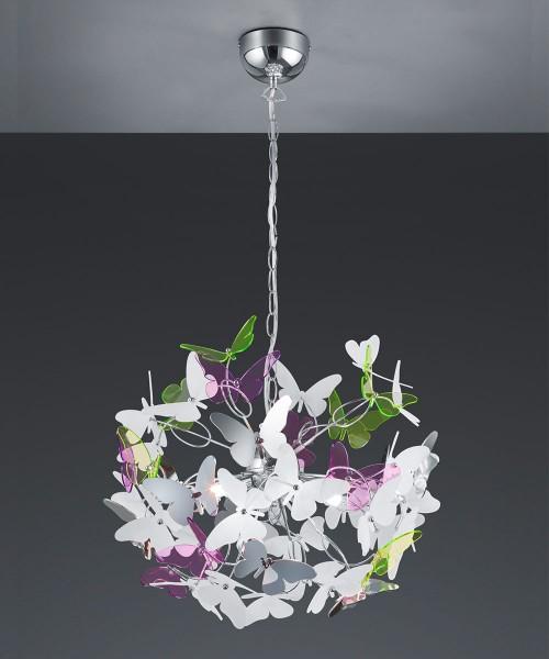 Подвесной светильник REALITY R30214017 Butterfly