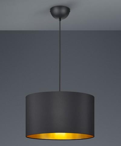 Подвесной светильник TRIO 308200179 Hostel