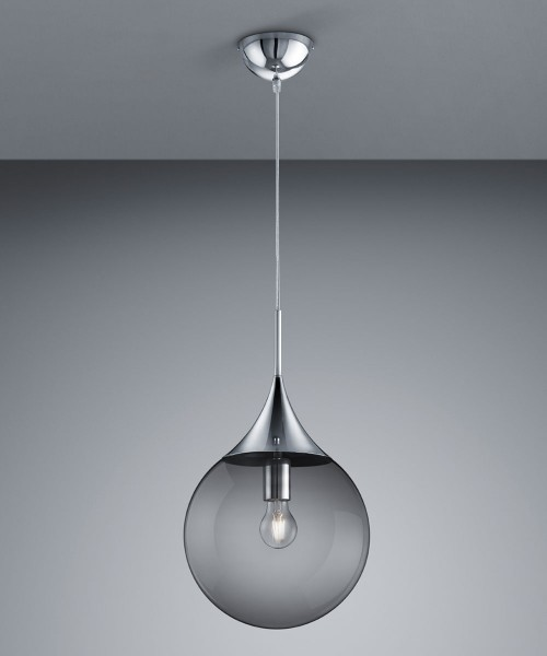 Подвесной светильник Trio 301600106 Midas