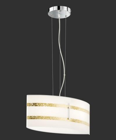 Подвесной светильник Trio 308700279 Nikosia