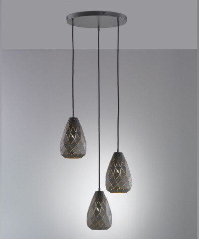 Подвесной светильник Trio 301300342 Onyx