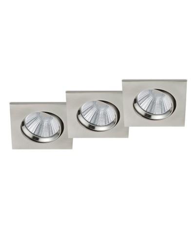 Набор из 3х точечных светильников Trio 650410307 Pamir