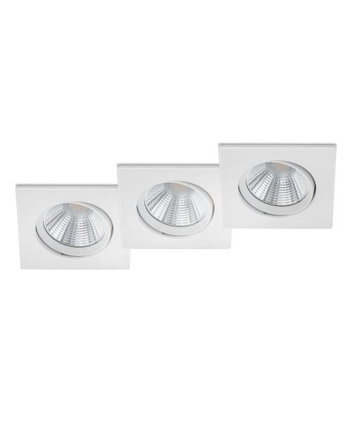 Набор из 3х точечных светильников Trio 650410331 Pamir