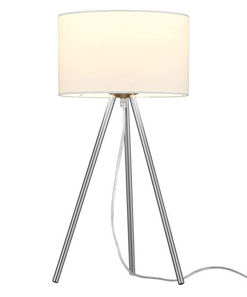 Настольная лампа Trio 506600101 Tripolis
