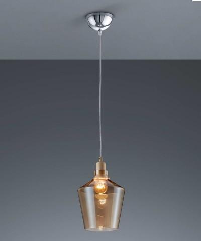 Подвесной светильник Trio 304800100 Calais
