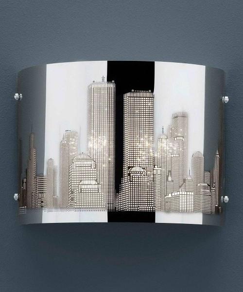 Настенный светильник TRIO 208400106 Capital