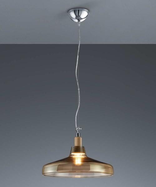 Подвесной светильник Trio 304900100 Dover