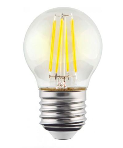 Светодиодная лампа Voltega 7024 E14 6W 4000K Globe Фото 1