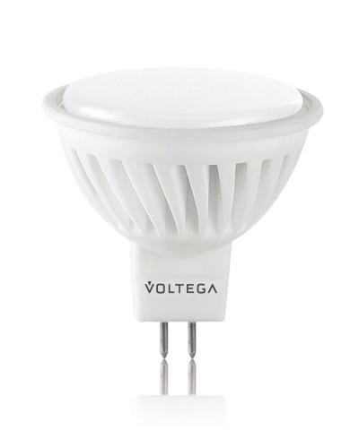 Светодиодная лампа Voltega 7075 GU5.3 10W 4000K Фото 1