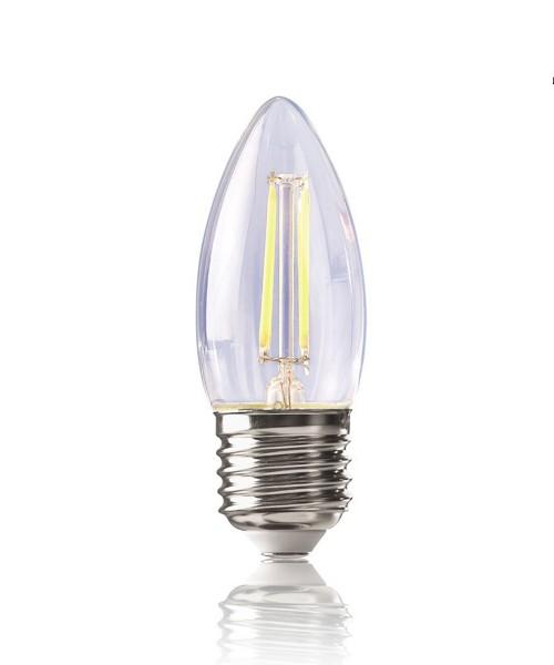 Лампа светодиодная VOLTEGA VG1-C1E27cold4W-F