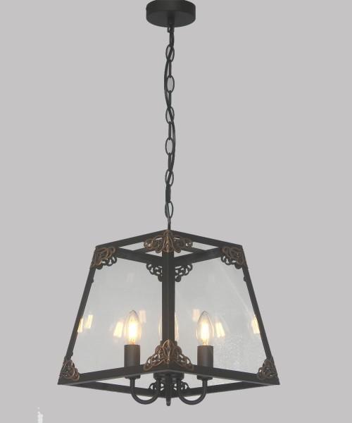 Подвесной светильник Wunderlicht YW3951-P4