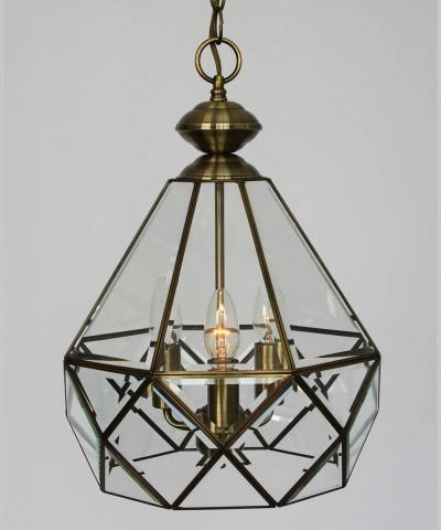 Подвесной светильник Wunderlicht YW9402AB-P3 Santas Bell