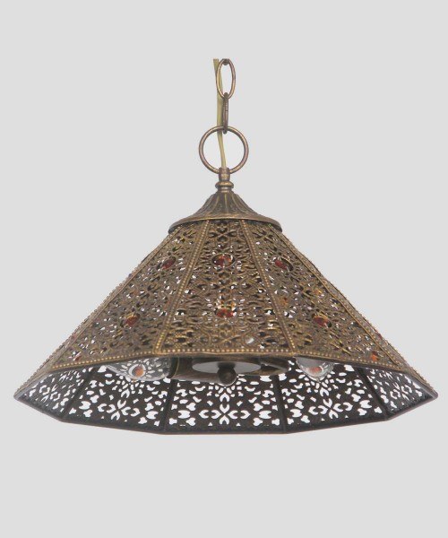 Подвесной светильник Wunderlicht YW3853-P3 Ethno