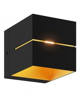 Zuma Line 91067 Black-Gold Transfer Wl