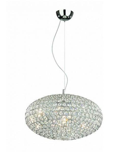 Подвесной светильник IDEAL LUX 066387 ORION SP8