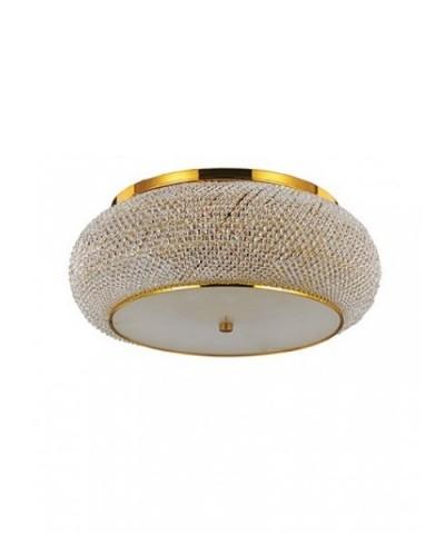 Потолочный светильник IDEAL LUX 100791 PASHA' PL10 ORO