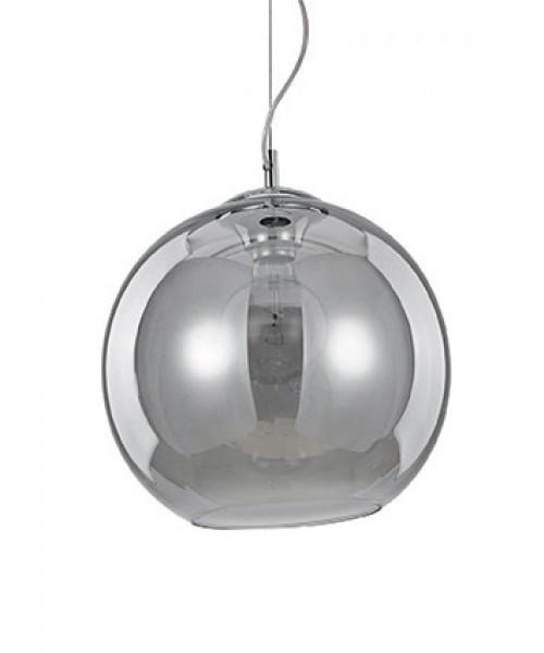 Подвесной светильник IDEAL LUX 094229 NEMO SP1 D40 FUME'