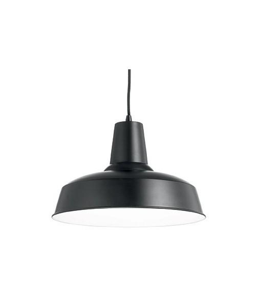 Подвесной светильник IDEAL LUX 093659 MOBY SP1 NERO