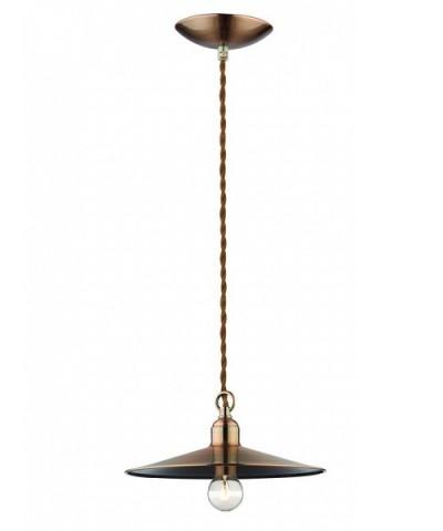 Подвесной светильник IDEAL LUX 088259 CANTINA SP1 RAME