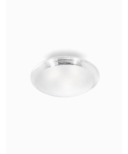 Потолочный светильник IDEAL LUX 035543 SMARTIES CLEAR PL1 D33