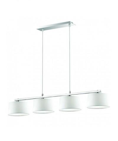 Подвесной светильник IDEAL LUX 075495 HILTON SB4