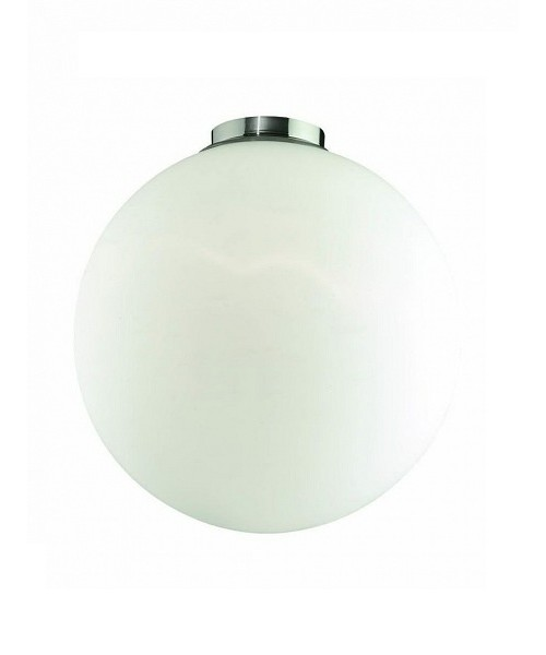 Потолочный светильник IDEAL LUX 059839 MAPA BIANCO AP1 D40