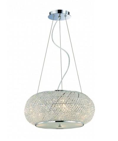 Подвесной светильник IDEAL LUX 082196 PASHA' SP10 CROMO