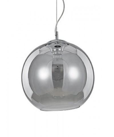 Подвесной светильник IDEAL LUX 094236 NEMO SP1 D30 FUME'