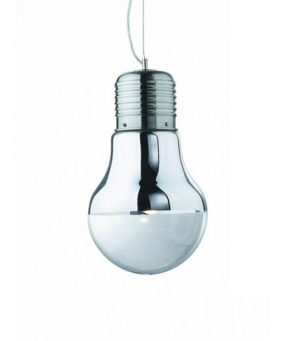 Подвесной светильник IDEAL LUX 026749 LUCE SP1 BIG CROMO