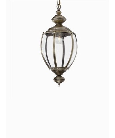 Подвесной светильник IDEAL LUX 005911 NORMA SP1 BIG BRUNITO