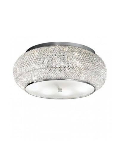 Потолочный светильник IDEAL LUX 100784 PASHA' PL6 CROMO