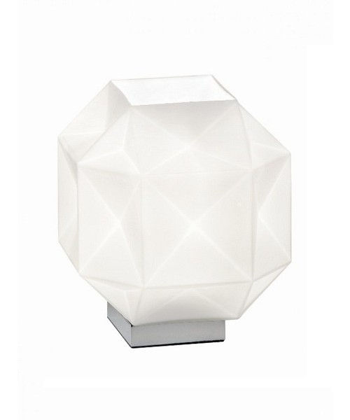 Настольная лампа IDEAL LUX 036076 DIAMOND TL1 SMALL