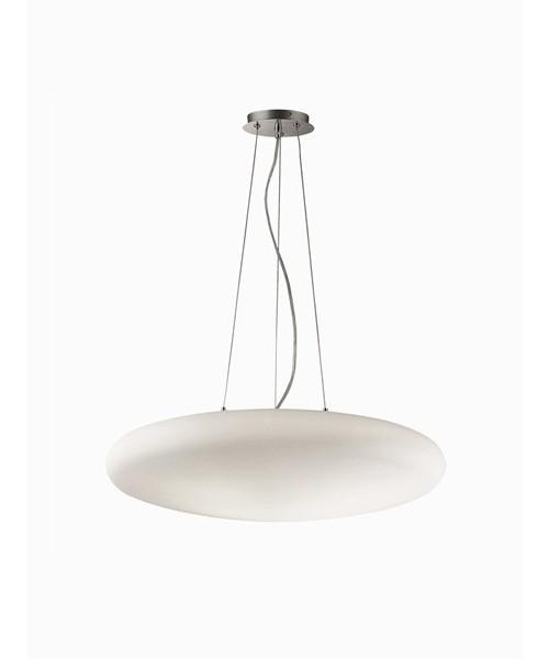 Подвесной светильник IDEAL LUX 032016 SMARTIES BIANCO SP3 D40