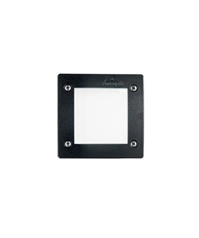 IDEAL LUX 096582 LETI SQUARE FI1 NERO
