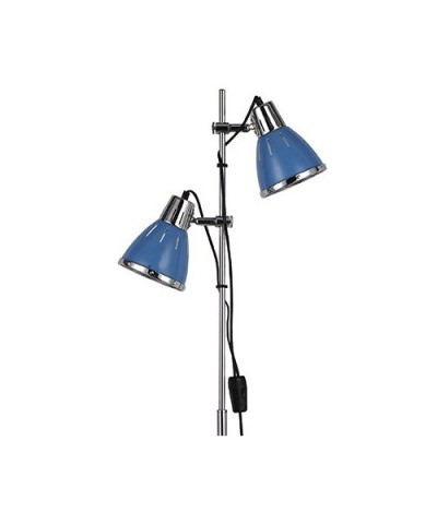 Торшер IDEAL LUX 042800 ELVIS PT2 AZZURRO