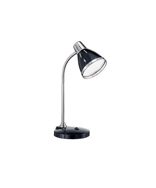 Настольная лампа IDEAL LUX 034393 ELVIS TL1 NERO