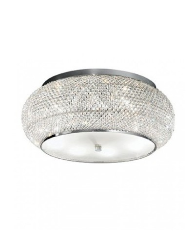 Потолочный светильник IDEAL LUX 100746 PASHA' PL10 CROMO