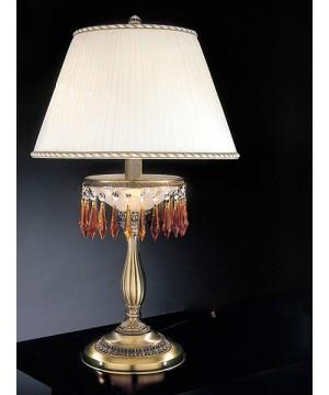 Настольная лампа RECCAGNI ANGELO P 4662 G Bronzo Arte