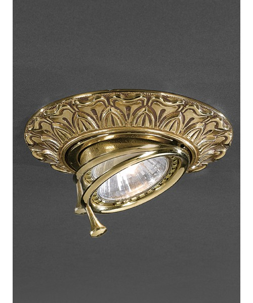 Точечный светильник RECCAGNI ANGELO 1085 Oro