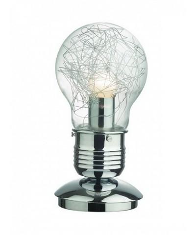 Настольная лампа IDEAL LUX 033686 LUCE MAX TL1