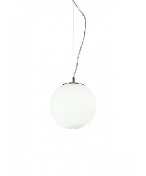 Подвесной светильник IDEAL LUX 032139 MAPA BIANCO SP1 D40