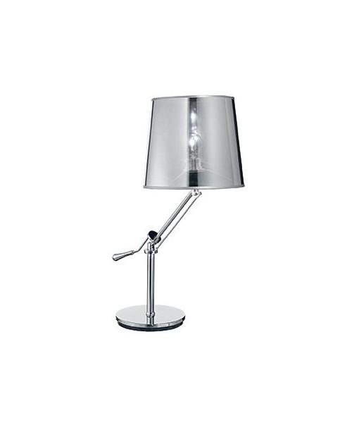 Настольная лампа IDEAL LUX 019772 REGOL TL1 CROMO