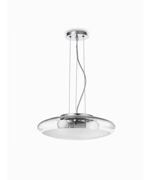 Подвесной светильник IDEAL LUX 035505 SMARTIES CLEAR SP3 D50
