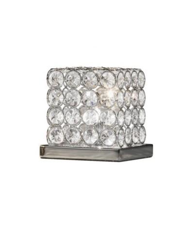 Настольная лампа IDEAL LUX 080376 ADMIRAL TL1 CROMO