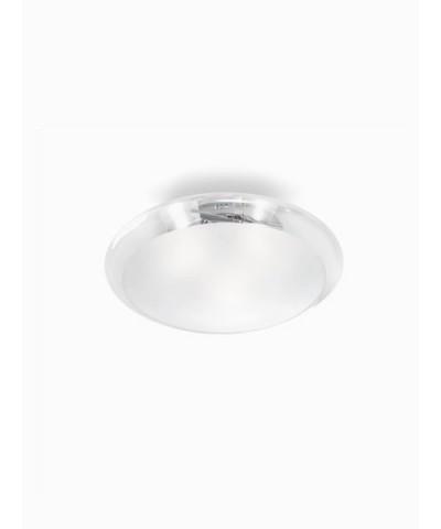 Потолочный светильник IDEAL LUX 035536 SMARTIES CLEAR PL2 D40