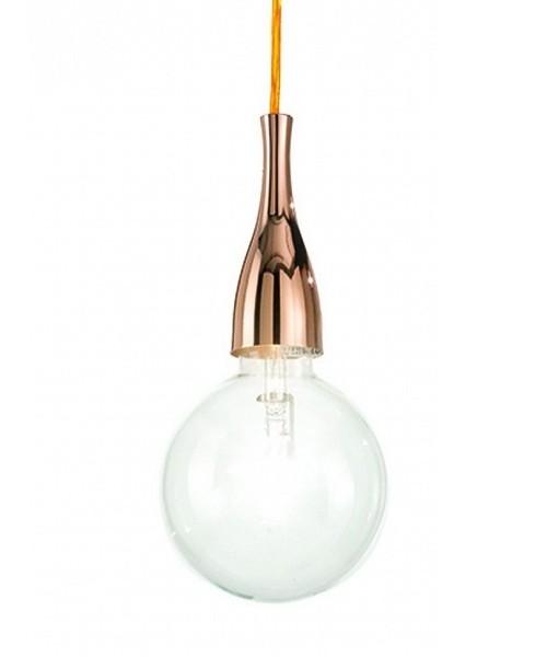 Подвесной светильник IDEAL LUX 009391 MINIMAL SP1 ORO